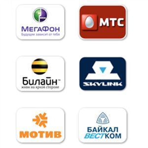 Операторы сотовой связи Нарышкино