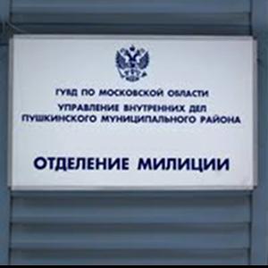 Отделения полиции Нарышкино