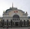 Железнодорожные вокзалы в Нарышкино